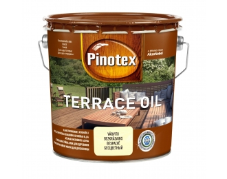Dažyvė Pinotex Terrace Oil 10 l