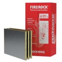 Akmens vatos plokštė 30mm FIRE ROCK AL ROCKWOOL