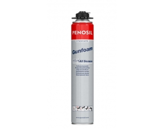 Montavimo putos PENOSIL STANDARD GUNFOAM ALL Season 630 ml