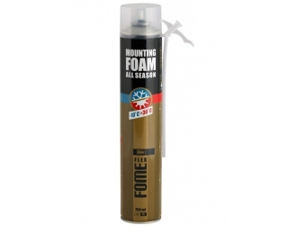 Montavimo putos FOME FLEX mounting foam 750ml