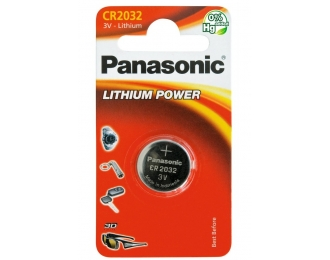 Baterija Panasonic CR2032