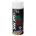 Dažai INRAL ROOF Spray stogo dangai 400ml RAL9003