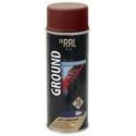 INRAL GROUND raudonas RAL3009 gruntas aeroz 400ml
