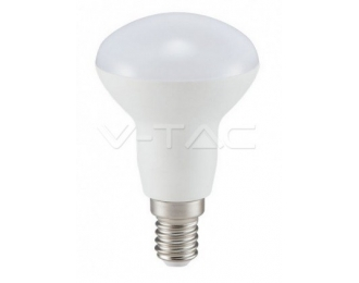 LED lemputė V-TAC 6W, E14, 4000K Samsung LED chip