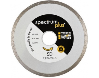 Deimantinis diskas Spectrum SD180/25/22 Ceramics