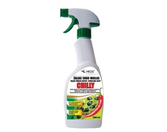 Žaliasis muilas CHILLY SPRAY 500 ml