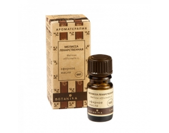 Melisų eterinis aliejus, 10ml