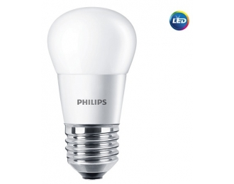 LED lemputė 5.5W E27 Philips 2700K P45
