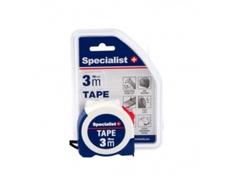 Ruletė Specialist+ Tape 3m x 16mm